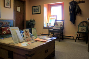 Fraser massage office