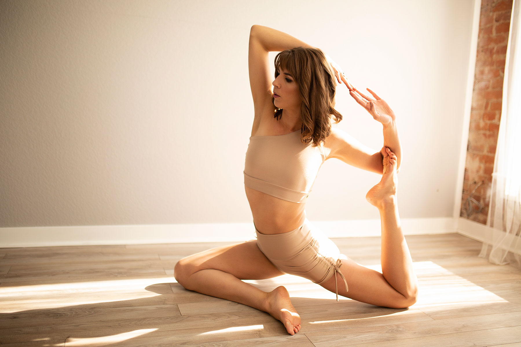 yoga for private function